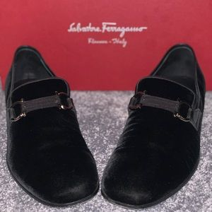 Salvatore Ferragamo men's loafer.